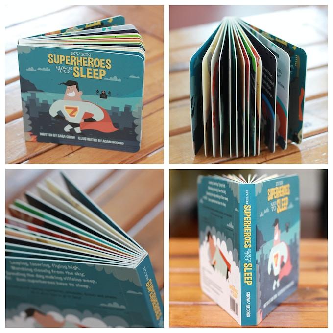 "Book dimensions: 6"" x 5.5"""