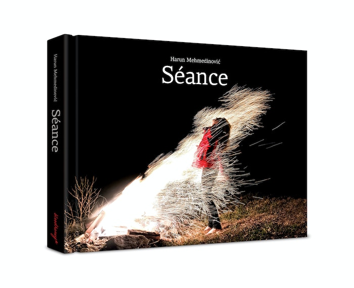 A coffee table book of photographs and stories of people who escaped their daily lives and went on an adventure