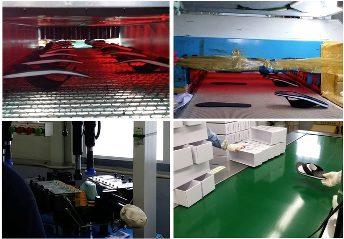 Our manufacturing plant in South Korea