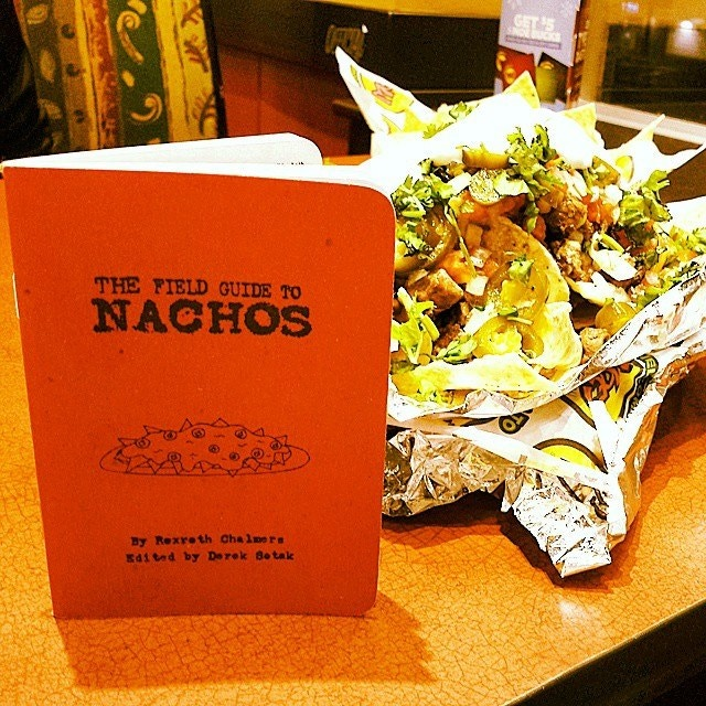 A pocket sized field guide to the history and various types of nachos you may encounter in the wild.