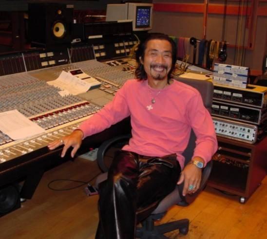 Composer Kow Otani. Photo Courtesy Norman England.