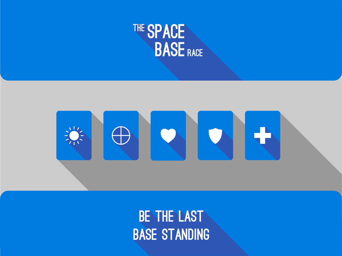 Lead a space company vying for control of an asteroid field. Build your base and eliminate the competition before they eliminate you.