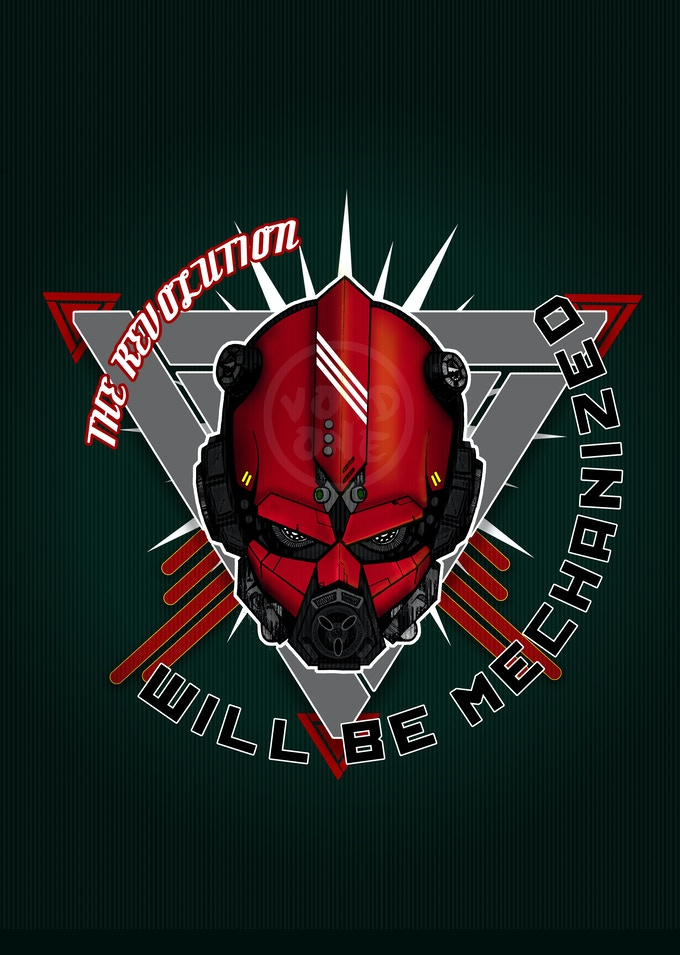 Void One - The Revolution Will Be Mechanized