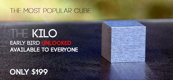 EARLY BIRD UNLOCKED for our most popular cube!