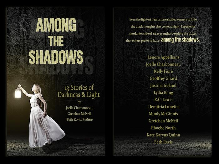 Demitria Lunetta Among The Shadows Anthology