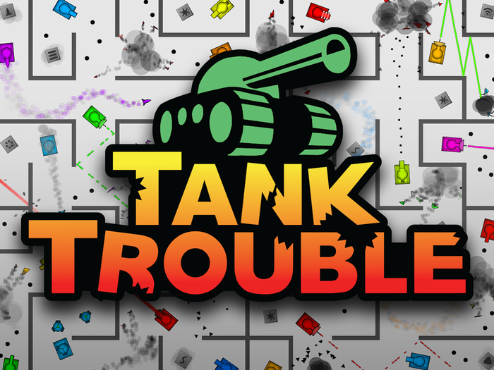 Help us bring TankTrouble online and let players from all around the world meet up in jolly good, old school fun!