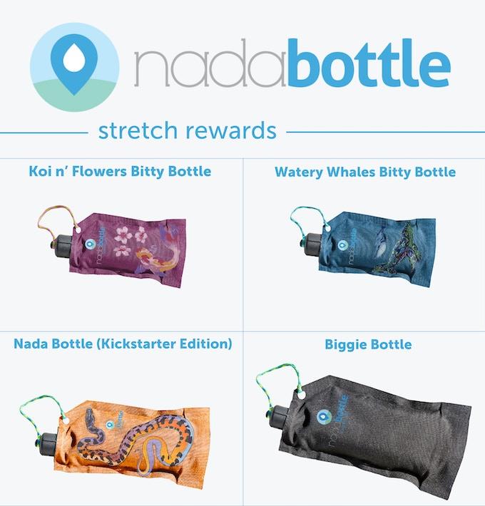 Kickstarter Stretch Rewards