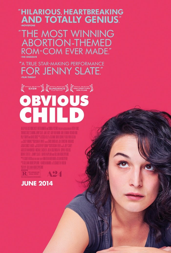 A real movie starring real lady Jenny Slate!