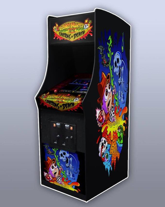 Arcade Cab - Black