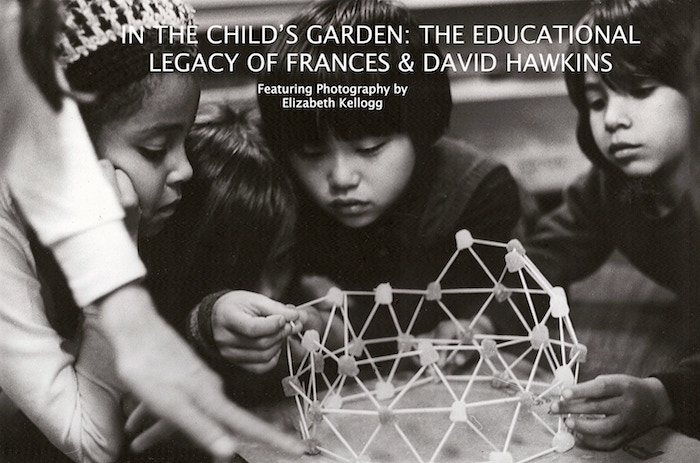 This film examines the wisdom of  David and Frances Hawkins, revered for their deep understanding of learning. They took their lead from the learner's curiosity and connected it to the world through use of meaningful materials and natural conversation