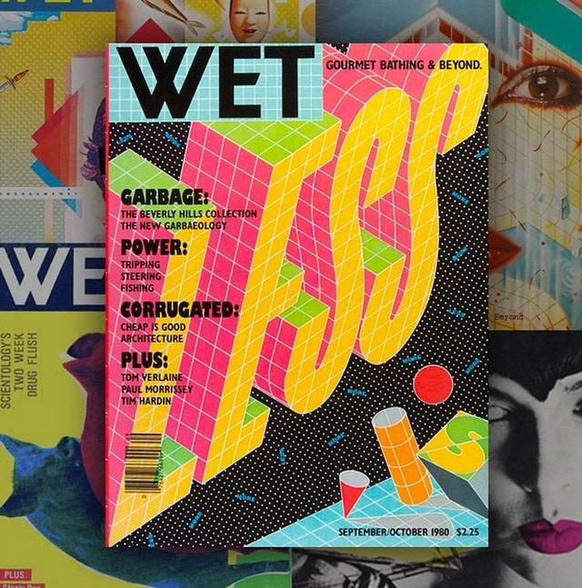 Wet Magazine. Venice CA 1976-81