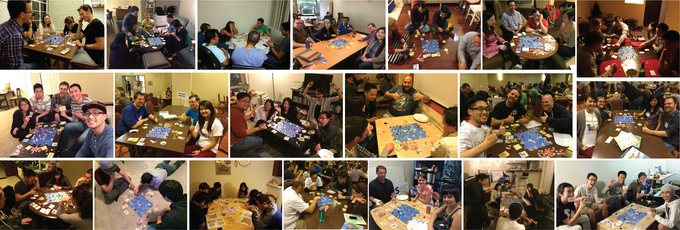 Vikings of Dragonia has been extensively tested by hundreds of gamers!