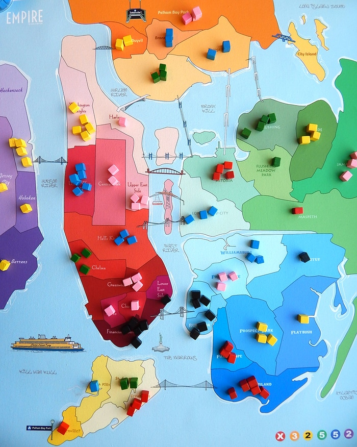 Empire the game of new york by alyssa gundred kickstarter risk style battle game set in nyc gumiabroncs Image collections