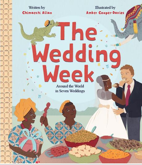 Ecr Wedding In A Week Facebook: The Wedding Week By Chimaechi Allan —Kickstarter