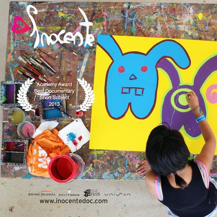 Inocente: Homeless  Creative  Unstoppable by Inocente Filmmaking