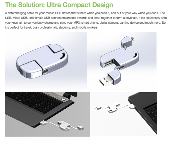 The Solution: Ultra Compact Design