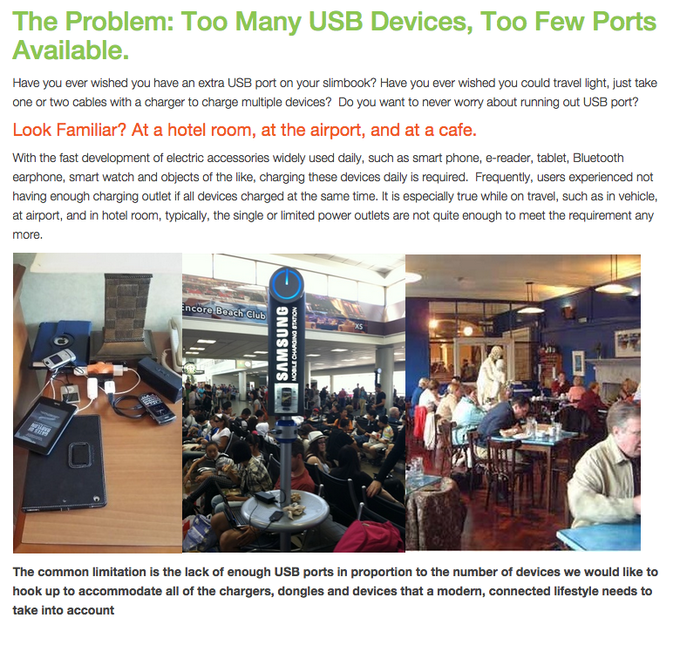 The Problem: Too Many USB Devices, Too Few Ports Available.