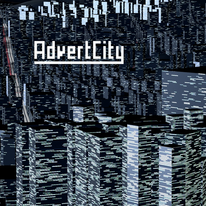 A cyberpunk advertising tycoon strategy game, set in massive procedurally generated cities with a retro vision of cyberspace.