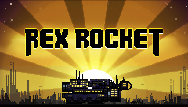 Join us in a retro sci-fi adventure!  Battle your way through slime and angry robots in a desperate attempt to save ship and crew!