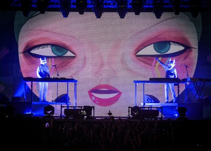 We wanted to immerse you into our world and thanks to amazing support during our 2014 Kickstarter campaign, the first Studio Killers live show has now been created.