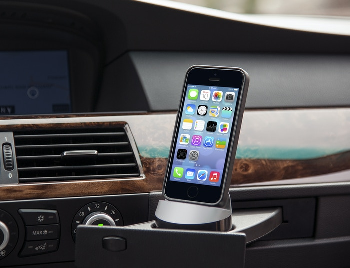 EverDock Go: Universal Car Dock for iPhone, Android by FŪZ Designs ...