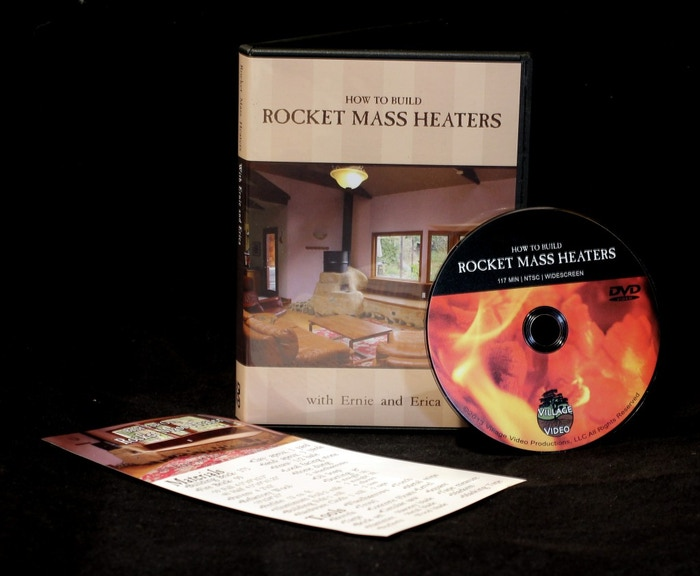 Learn to build your own Rocket Mass Heater! The only DVD out there that teaches you step by step to build your own Rocket Mass Heater with tried and true techniques from the recognized experts!Watch the first 19 scenes on our website.