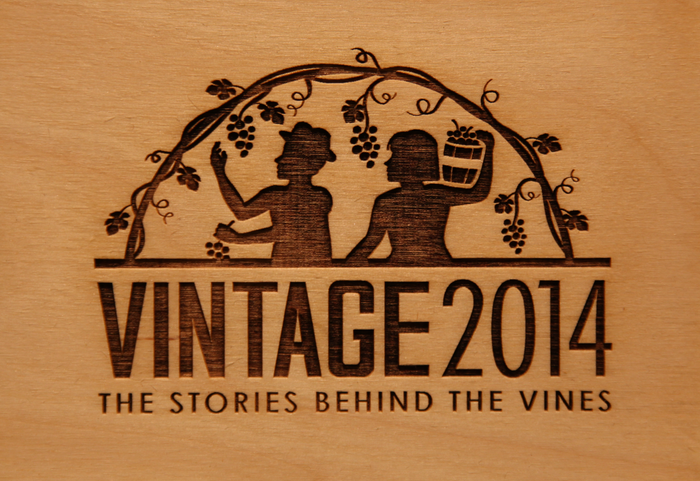 An interactive documentary that lets wine lovers experience the journey of a vintage in real time, from bud break to harvest.