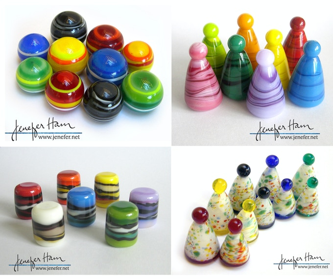 Or build your own collection of markers in one style or many!