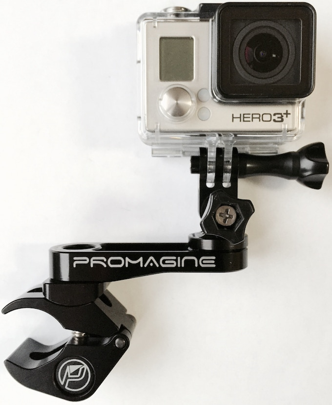 125 O.D. Revision #4 with GoPro Hero 3 Black Edition