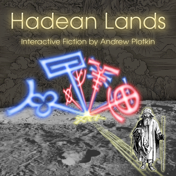 I created a full-length puzzle text adventure. (Available for Mac, Windows, Linux, and iOS.)