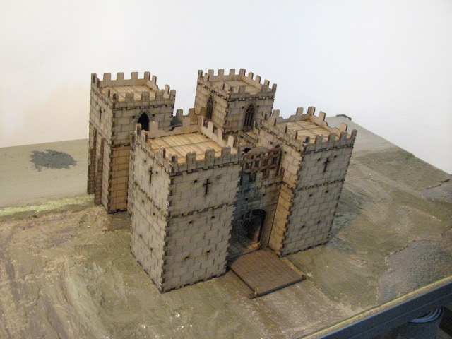Castles And Siege Engines For 28mm Gamers By Renee Launer