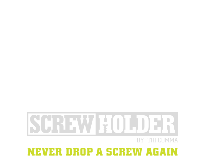 This innovative new tool partnership solves the non-magnetic screw problem. Never drop a screw again.