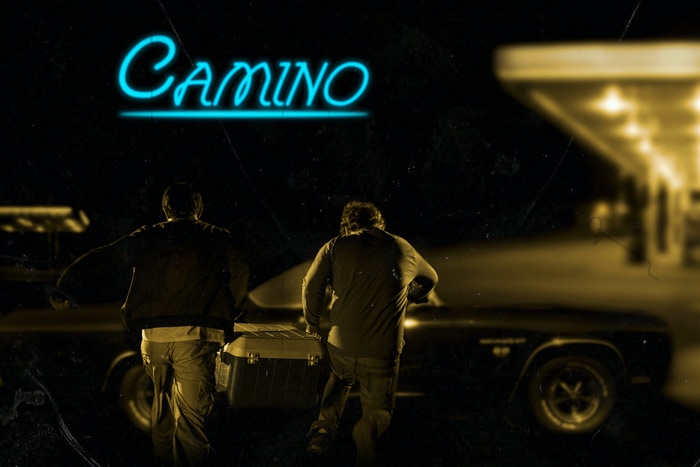 Camino is a dark comedy about two slackers who steal a cooler looking for booze but, instead, find two human kidneys inside!