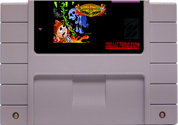 NTSC Cart Version