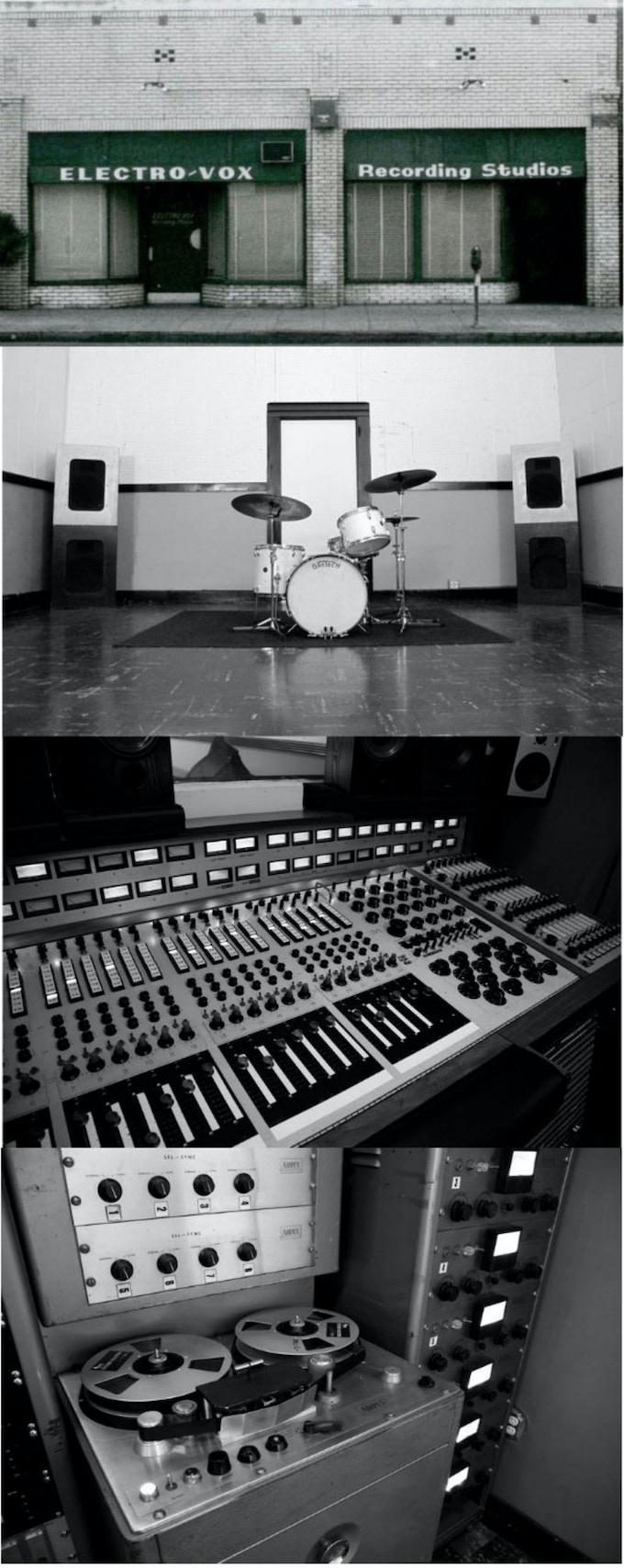 Vox Studios, Los Angeles, CA