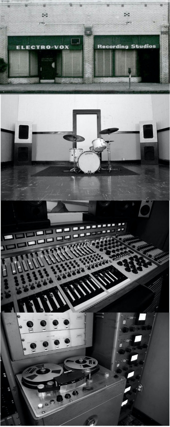 Vox Studios, Los Angeles, CA