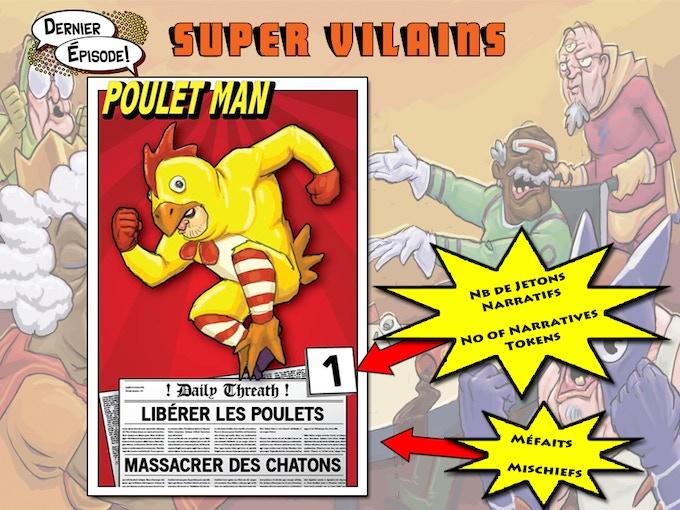 Super Vilain.