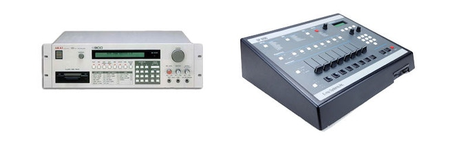 S-950 & SP 1200 Samplers