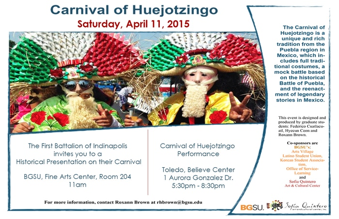 carnival of huejotzingo by federico cuatlacuatl faq kickstarter