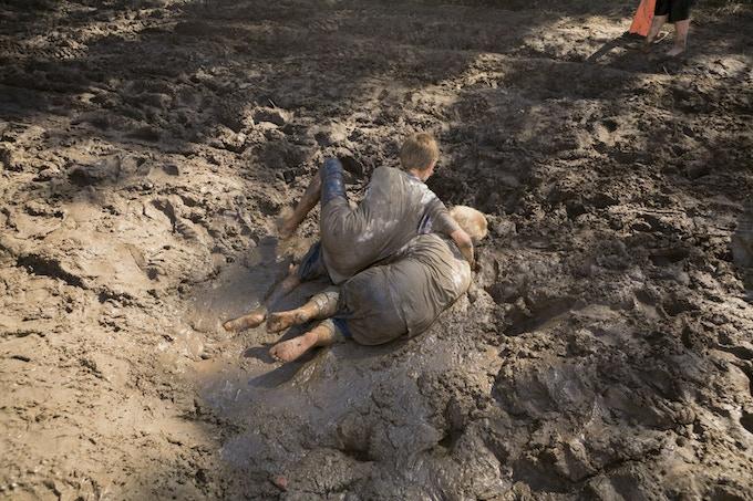 Mud Wrestling, 2006