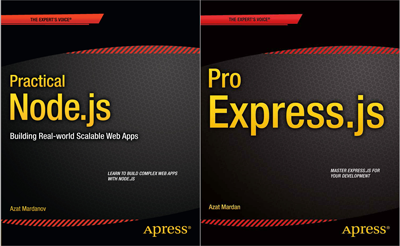 Practical Node and Pro Express by Azat