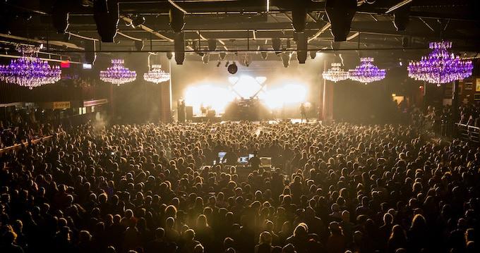 Earth Night 2014 - The Fillmore Denver