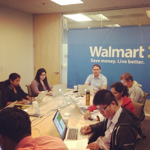 M.E.A.N Training At Walmart Labs