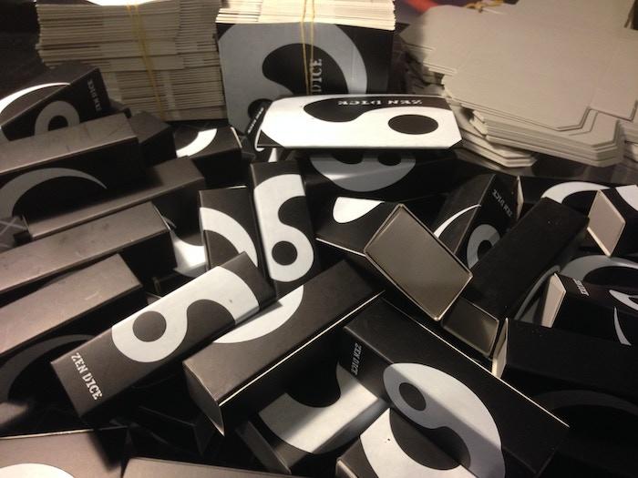 AKO DICE by Kacha » Progress Update — Kickstarter