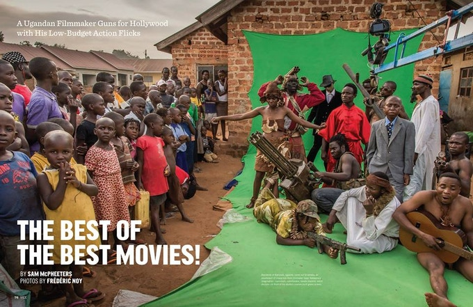 Best of the Best Movies - Ugandan Filmmaker Guns for Hollywood