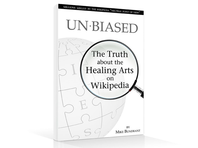 Unbiased will be the go to resource for alt health practitioners and the public who support the healing arts.