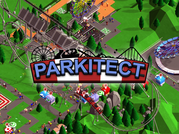 Parkitect is a business simulation game that charges you with the construction and management of theme parks!