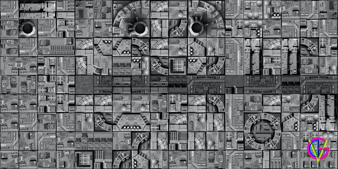 $50 Reward 3x6 Epic Map Trench Map Design