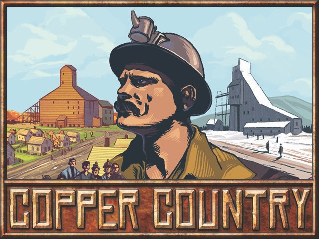 Explore the wilderness, expand your mining empire, and exploit resources (and your miners) in America's first mining boom!