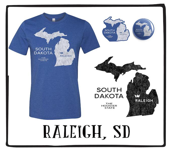 Raleigh, SD